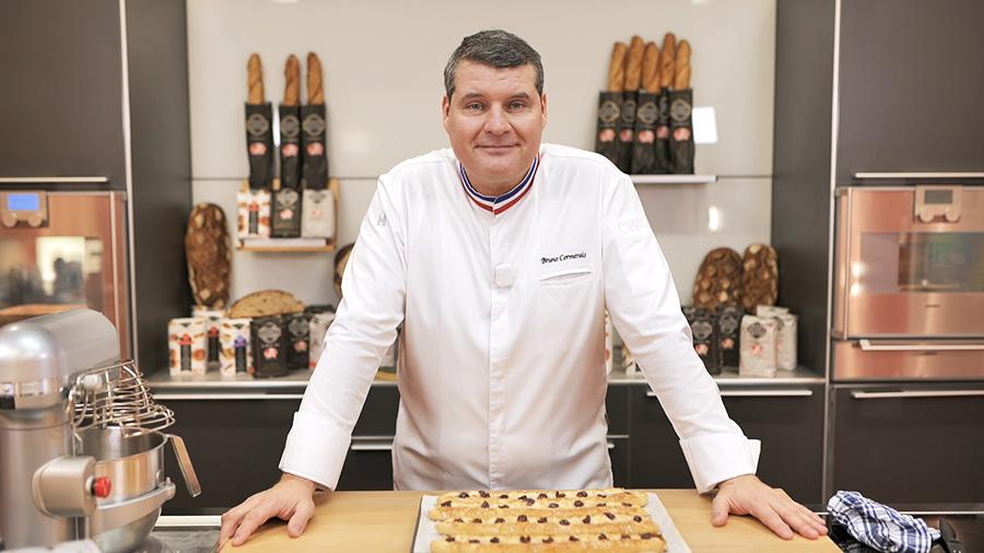 Bruno Cormerais - meilleur ouvrier de France - Meilleure Boulangerie - M6